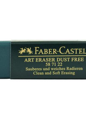 Faber-Castell Faber-Castell Dust Free Eraser Green