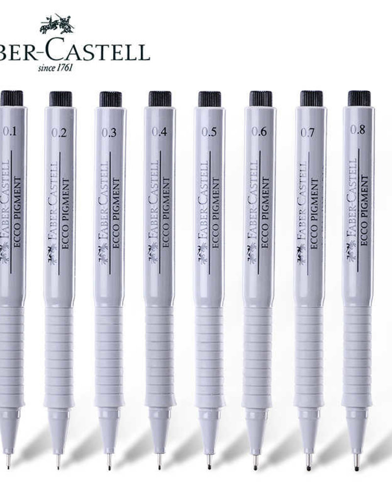 Faber-Castell Ecco Pigment Pen Black