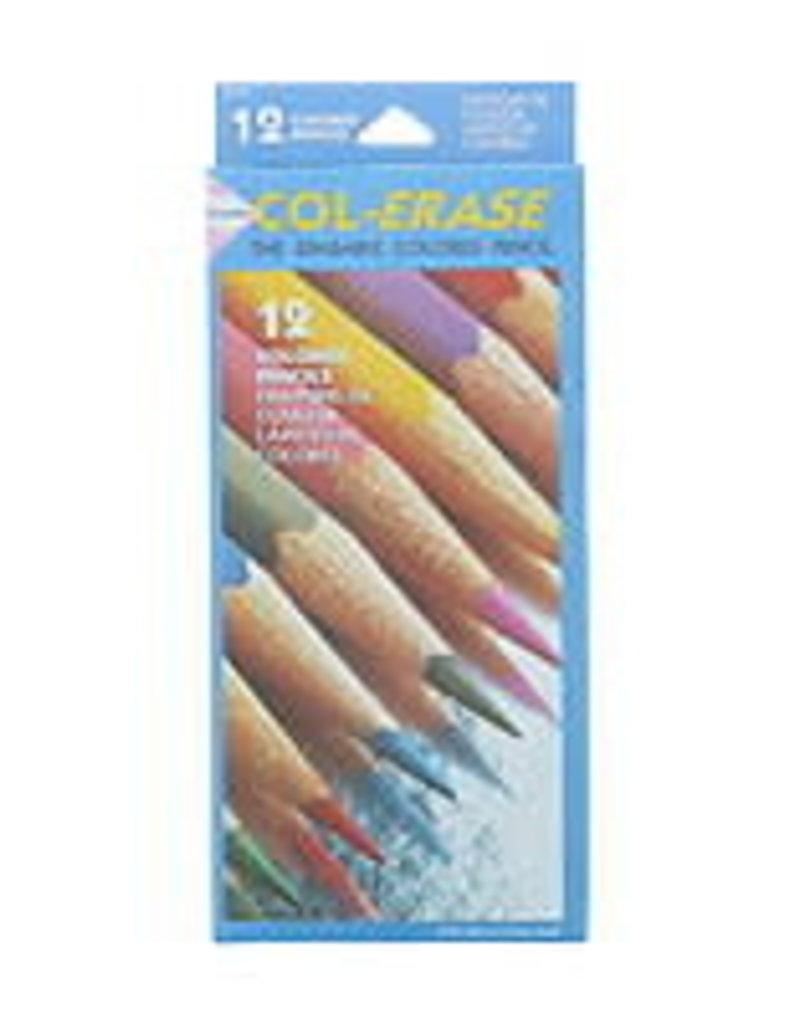 Col-Erase Col-Erase Pencils 12-Color Set