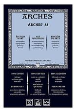 Arches Arches 88 Silkscreen Sheets 22 X 30 White