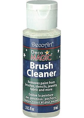 DecoArt Brush Cleaner 2 Ounce