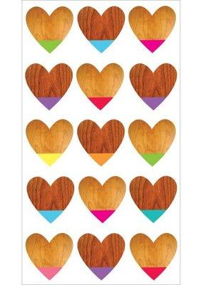 EK Dipped Hearts EK Sticko