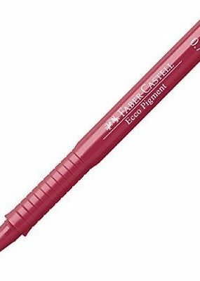 Faber-Castell Ecco Pigment Pen Red