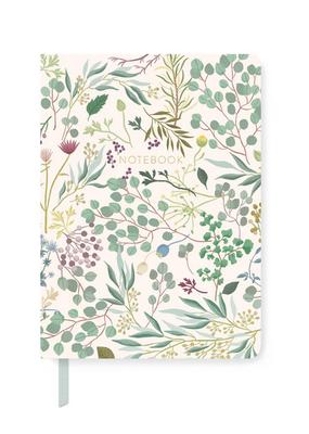Fringe Journal Paperback Eucalyptus Leaf