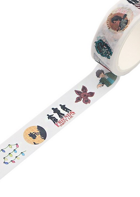 Flying Bee Official Store Washi Stranger Things