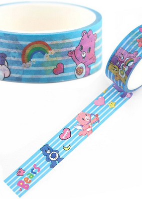 Flying Bee Official Store Washi Care Bears