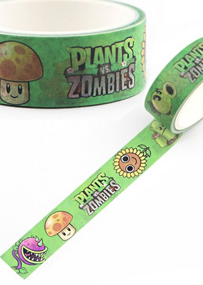 Flying Bee Official Store Washi Plants Vs Zombies