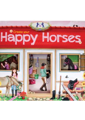 Schylling Horse Dreams Happy Horses Book
