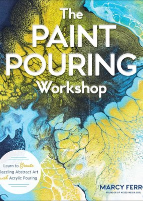Sterling Book Paint Pouring Workshop