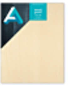 Art Alternatives Cradled Wood Panels 3/4 Inch Profile 11 x 14