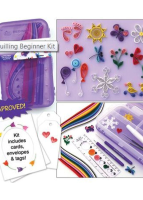 Quilled Creations Quilled Creations Quilling Kit Beginner Box
