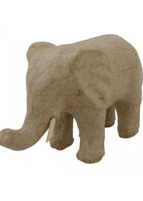 Papier Mache Paper Mache Elephant Style 1