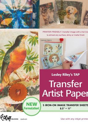 "C&T Publishing Transfer Artist Paper 8.5"" x 11"" 5 Pack"