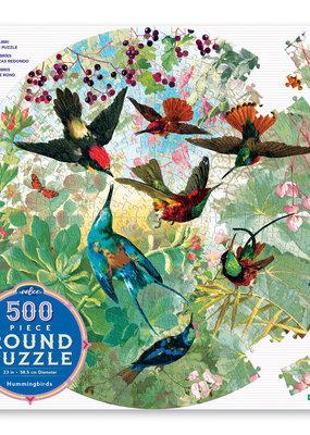 eeBoo Puzzle Hummingbirds