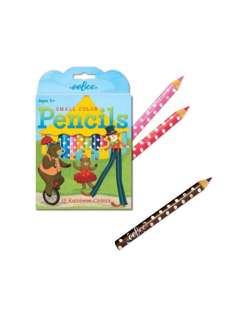 eeBoo Circus Afternoon Small Color Pencils