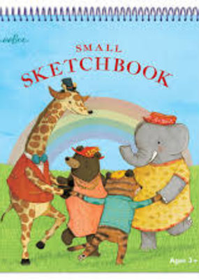 eeBoo Happy Day Small Sketchbook