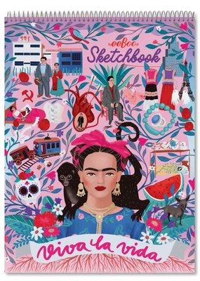 eeBoo Sketchbook Viva La Vida