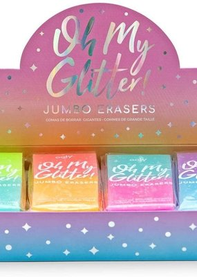 Ooly Oh My Glitter Jumbo Eraser