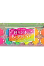 Ooly Chroma Blends Pearlescent Watercolor Set
