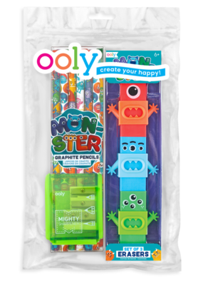 Ooly Party Gift Happy Pack Monsters
