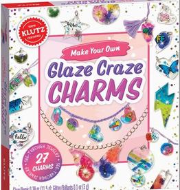 Klutz Make Your Own Glaze Charms
