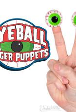 Archie McPhee Eyeball Finger Puppets