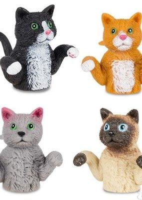 Archie McPhee Finger Cats Finger Puppet