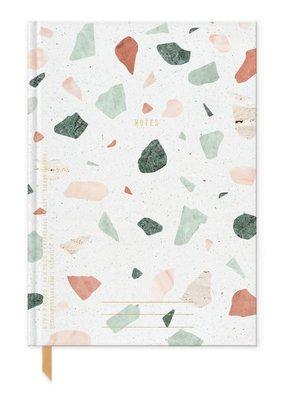 Designworks Ink Hardcover Journal Terrazzo