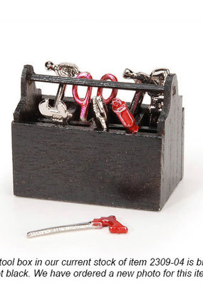 Timeless Minis Mini Toolbox with Tools