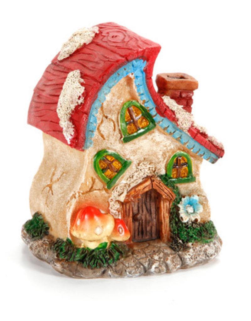 Darice Resin Fairy House