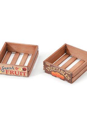 Timeless Minis Mini Wood Crates 2 Styles