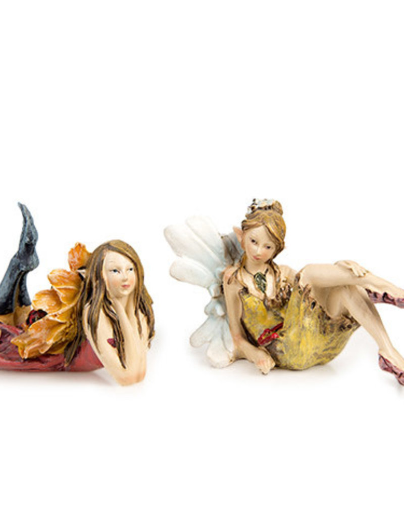 Darice Reclining Fairies