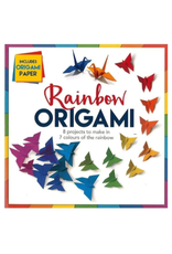 Sterling Rainbow Origami Book