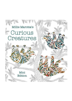Sterling Millie Marotta's Curious Creatures - Mini Edition