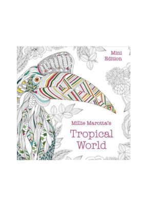 Sterling Millie Marotta's Tropical World - Mini Edition