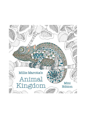 Sterling Millie Marotta's Animal Kingdom - Mini Edition