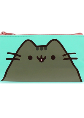 Sterling Pencil Case Pusheen Aqua