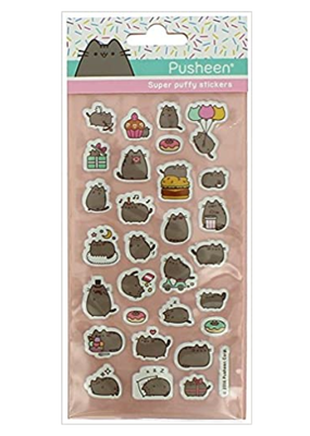 Sterling Stickers Puffy Pusheen