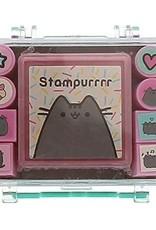 Sterling Stamp Set Pusheen