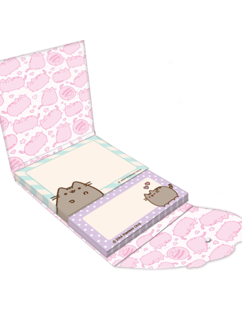 Sterling Pusheen Sticky Notes