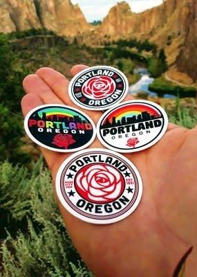 Toketee Sticker Portland Mini Gen 1