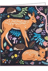 Teneues Boxed Note Cards Fawns