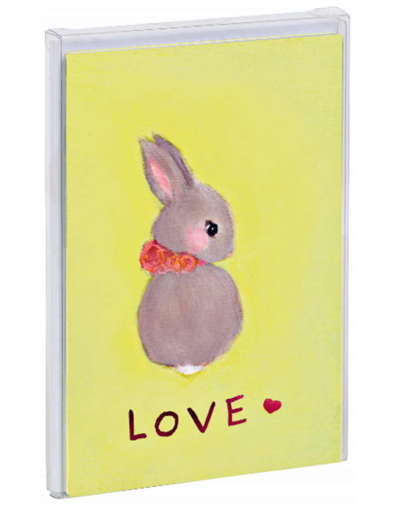 Teneues Boxed Cards Bunny Love