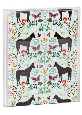 Teneues Magical Meadow Thank You Notecard Set