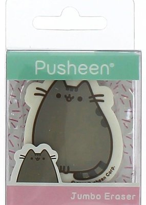 Sterling Pusheen Jumbo Eraser