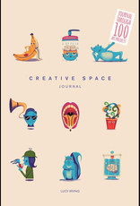 Sterling Creative Space Journal