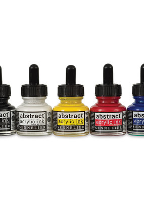 Sennelier Abstract Inks Set of 5