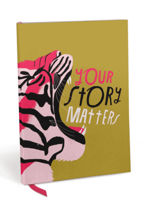Lisa Congdon Journal Your Story Matters