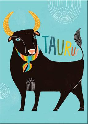 Lisa Congdon Magnet Taurus