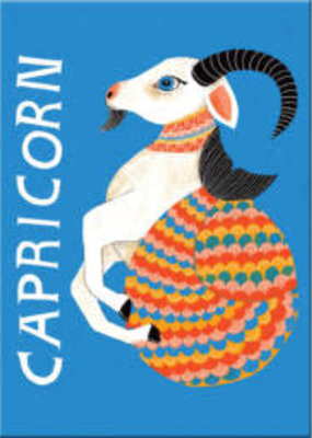 Lisa Congdon Magnet Capricorn